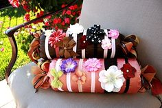 headbands display pillows