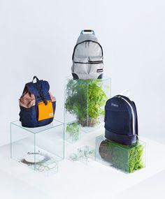 T-Magazine — Carl Kleiner Bag Display, Shoe Display, Fashion Still Life, Visual Merchandising Displays, Retail Store Design, T Magazine, Athletic Gear, Exhibition Display, Prop Styling
