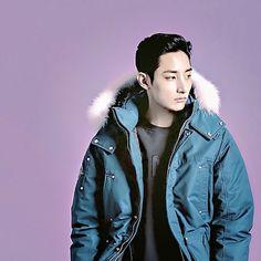 Lee Soo Hyuk for Nylon Magazine Korea