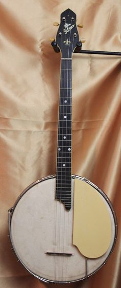 c. 1924 Gibson TB4 open back Tenor Banjo | Picker's Supply - Vintage Instruments in Fredericksburg, VA