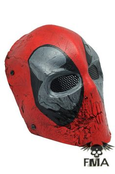 Army of two airsoft paintball mask 2 11000 army of two paintball airsoft wire mesh dead pool army of voltagebd Image collections