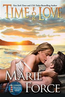 Time for Love By by Marie Force, the latest in her McCarthys of Gansett Island series, is in 6th spot this week on the Kobo Writing Life Bestsellers list.