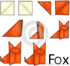 Renard d origami