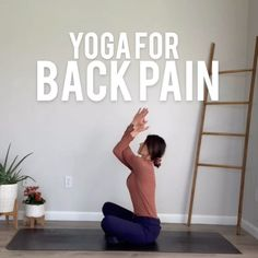 GENTLE BACKBENDS TO ALLEVIATE BACK PAIN⁣😖🏥🔥 #nurses + #cna take up TWO slots on top 10 occupations @ risk for #backinjury BUT did you know backbends actually HELP with chronic back pain?⁣ #yogaforbackpain#yogaforstrength #yogaworkout#Homeflow #Newtoyoga#Yogafeature #yogamovement#yogaselfpractice #holisitcnurse#naturalnurse #stretchdaily#emergencynurse#criticalcarenurse #healthynurse#nursecoach #wearfigs Yoga For Back Pain, Neck And Back Pain, Thoracic Cavity, Yoga Movement, Back Injury, Learning To Say No, Yoga Pictures, Basic Yoga, Online Yoga