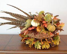 how to create a fall arrangement, how to, seasonal holiday decor