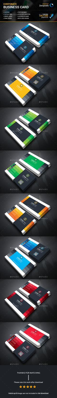 Creative Business Card Template PSD Bundle. Download here: http://graphicriver.net/item/creative-business-card-bundle/16770272?ref=ksioks