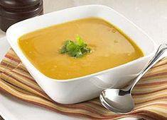 Creamy Sweet Potato Soup | Recipes | Best Eats | Best Health