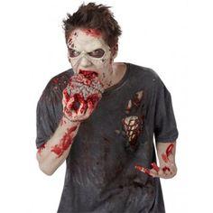 Zombie Hersenen Wonden & Bloed