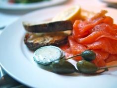 Refuel Restaurant & Bar's Smoked Salmon