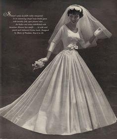 Sharon's Sunlit Memories: More Vintage Brides