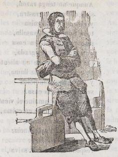 Hombre apoyando su espalda sobre un banco y con los brazos en cruz.