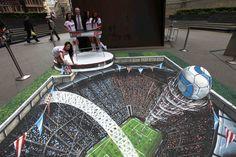 Amazing 3D Pavement Art by Joe Hill