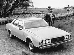 OG  Leyland P76   Prototype designed by Michelotti dated Jan. 1971