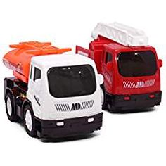 >>> Visit the image link more details. (This is an affiliate link) Toy Trucks, Fire Trucks, Play Vehicles, Child Love, Kids Toys, Abs, Construction, Children, Image Link