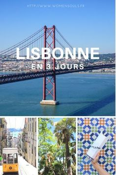 5 reasons to go absolutely to Lisbon - Women Souls Week End Europe, Holiday Places, Voyage Europe, Europe Destinations, City Break, Trip Planning, Travel Photos, Places To Go, Beautiful Places