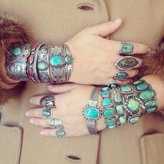 Native American Turquoise Jewelry
