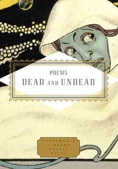 In time for Halloween: a one-of-a-kind hardcover collection of poems from…