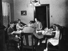 Sunday Dinner - 1930