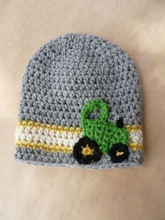 Crochet Beanie Hat Crochet Children Hat by LittleMommaBoutique, $23.50