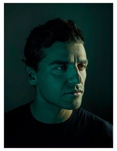 Oscar Isaac | by Marco Grob | TIME Magazine, October 31, 2015