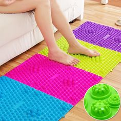 Massage Pad //Price: $16.60 & FREE Shipping // #fashion #free Massage Pad Acupressure Mat, Sore Feet, Picnic Blanket, Outdoor Blanket, Relaxing Yoga, Sport Outfit, Friday Workout, Massage Techniques, Foot Massage