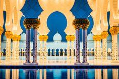 Sheikh Zayed Mosque Abu Dhabi UAE [1500x1000] (x-post /r/EmiratiPics) http://ift.tt/2d9TrFx