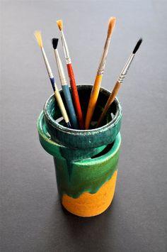 Ceramic Pencil Holder toothbrush holder Pen by ...