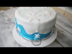 ▶ DIY Anleitung Tutorial Fondant Torte Apotheke dekorieren selber machen - YouTube