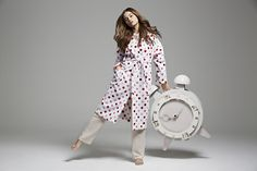 Marks & Spencers Womens Nightwear AW14 - Helen Macintyre - Caren