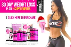SHREDZ® For Women  http://www.imuscletalk.com/
