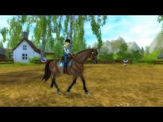 Star Stable - The All-New American Quarter Horse!