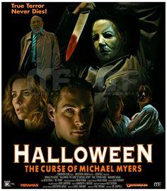 Halloween The Curse Of Michael Myers 1995 Edit By Mario. Frías