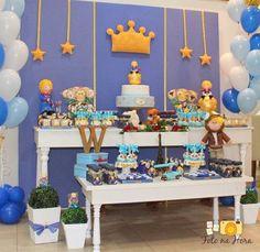 Decoracion de cumpleaños El Principito
