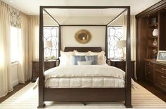 Your master bedroom needs to be comfortable and allow you to relax, these 14 jaw-dropping master bedrooms went from frumpy to cuddly! Check them out, here!
