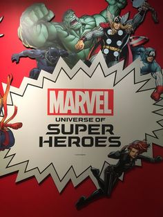 A visit to the new Marvel museum exhibit, where the MCU movies are the real heroes Real Hero, Museum Exhibition, Marvel Movies, Marvel Universe, Movie Stars, Seattle, Goals, Superhero, Art