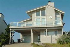 Sea Horse Beach House is a two-story, 3 bedroom, 2.5 bath home with breathtaking ocean views from almost every room! You have two decks both facing the ocean. The deck off the living room wraps around...