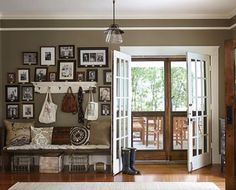 Absolutely love this entryway