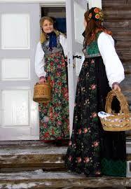 Bilderesultat for skjælingsdrakt Art Costume, Folk Costume, Costumes, Apron Dress, Dress Up, Norwegian Clothing, Fearfully Wonderfully Made, Norwegian Style, Cute Aprons
