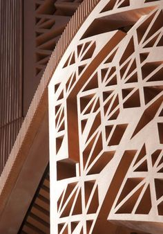 Masdar Institute by Foster + Partners