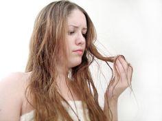 Biotin  Female Hair Damage