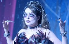 """Sarah Brightman as Blind Mag in """"Repo! The Genetic Opera."""" Have you seen it? It's delightful."""