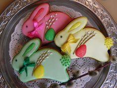"""Купить """"Пасхальный заяц""""-имбирный пряник - Пасха, пасхальные подарки, пасхальные сувениры, пасхальный заяц"""
