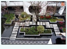 Can You Make a Chinese Garden in Your Backyard? - Three elements such as water, stones, and plants are essential for a Chinese garden. However, other than that, you could just improvise! Asian Garden, Chinese Garden, Landscape Architecture, Landscape Design, Garden Design, Chinese Landscape, Traditional Landscape, Modern Landscaping, Garden Landscaping