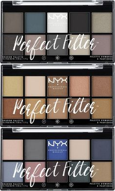 NYX Spring 2017 Available Now
