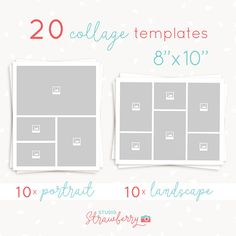 X  Sisters Storyboard Template  Collage  Marketing Board