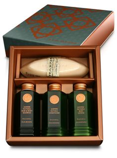 Harnn Cymbopogon collection ... I seem to collect yummy spa products ... not on purpose but I just can't help myself and I can never go past Harnn all of their collections are devine xoxo