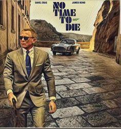 Roger Moore, Daniel Craig James Bond, Skyfall, Teaser, Fan Art, Instagram Posts, Movies, Movie Posters, Sean Connery