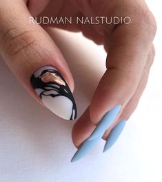 Discover cute and easy nail art designs for all occasions. Find inspiration for Easter, Halloween and Christmas and create your next nail art design. Winter Nail Designs, Winter Nail Art, Gel Nail Designs, Winter Nails, Chic Nail Designs, Matte Nails, Acrylic Nails, Hair And Nails, My Nails