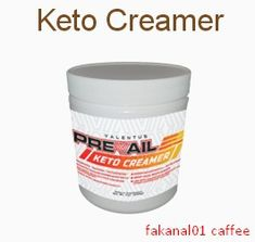 New produktKeto Creamer. Welcome fakanal01 caffee Our new Prevail Keto Creamer puts the good fatty acids into the body for the body to use as energy. So that we are not dipping into high carbohydr…
