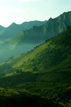 Land Of Cool - anotic: Col du Solour, France Beautiful World, Beautiful Places, Simply Beautiful, Jurassic World, Amazing Nature, Science Nature, Beautiful Landscapes, The Great Outdoors, Wonders Of The World